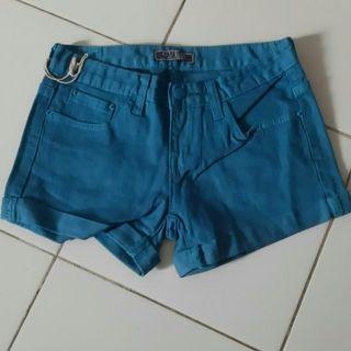 Celana Pendek/hot pants/short/celana guess kw/hot pants guess #diskonokt