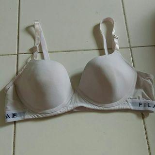 #Diskonokt Bra fila original 36B/sport bra fila/bra tanpa kawat/bra fila 36B