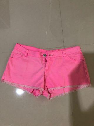 Pink Hotpants GAUDI