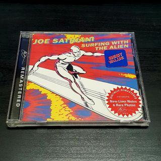 Joe Satriani - Surfing With The Alien (US Pressing)