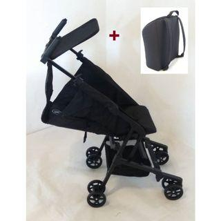 🔥CHEAPEST IN TOWN READY STOCK🔥HALFORD Quaver Lightest Smallest Folded Baby Stroller (Can use from NB up to 4 Years Old)👶🍼💖