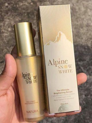 Alpine Snow White Serum