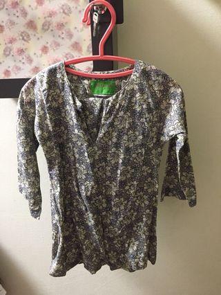 Sireh pinang baju kurung for kids