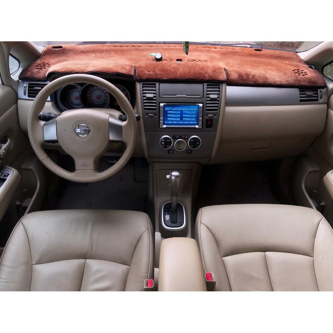 2008 NISSAN Tidda 認證漂亮車