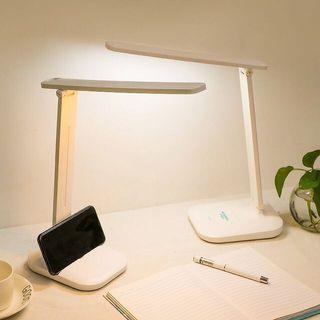 X8 USB充電式可摺疊調光Led護眼檯燈~觸控按鍵