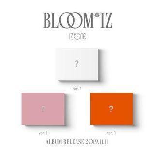 [ MY G.O ] IZ*ONE - Bloom*IZ album