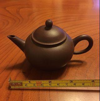宜興紫砂茶壺。早期個人收藏品