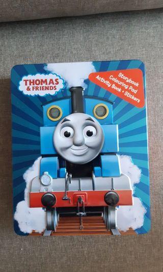 Thomas & Friends Activity Box
