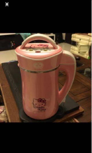 超淨 Hello Kitty豆漿機