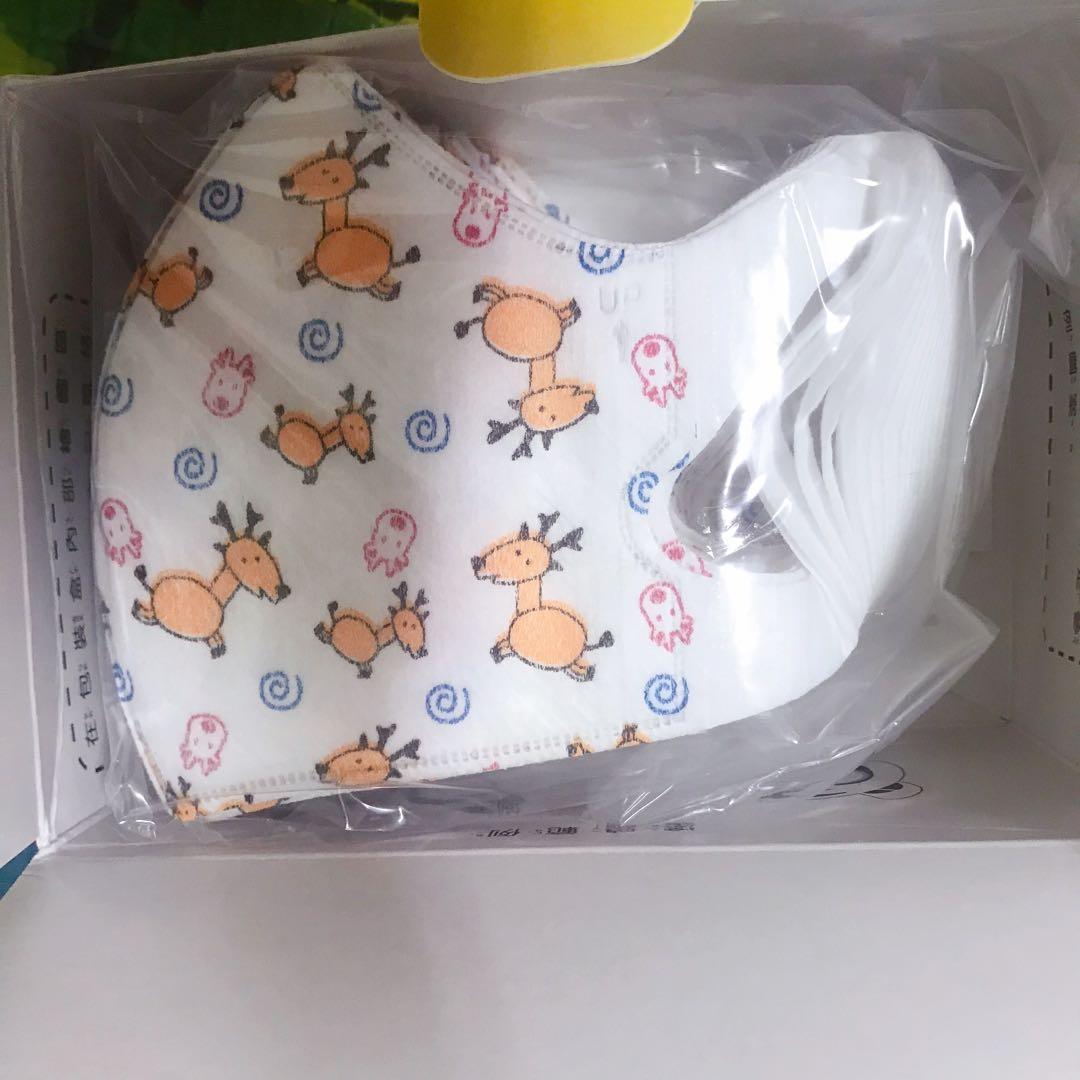 全新 兒童立體口罩 兒童口罩