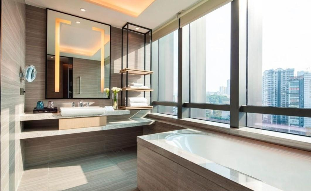 深圳龍華希爾頓逸林酒店 DoubleTree by Hilton Hotel Shenzhen Longhua  美景客房一晚免費入住 (含雙早)  [五星級國際酒店房券。鄰近深圳北站、觀瀾]