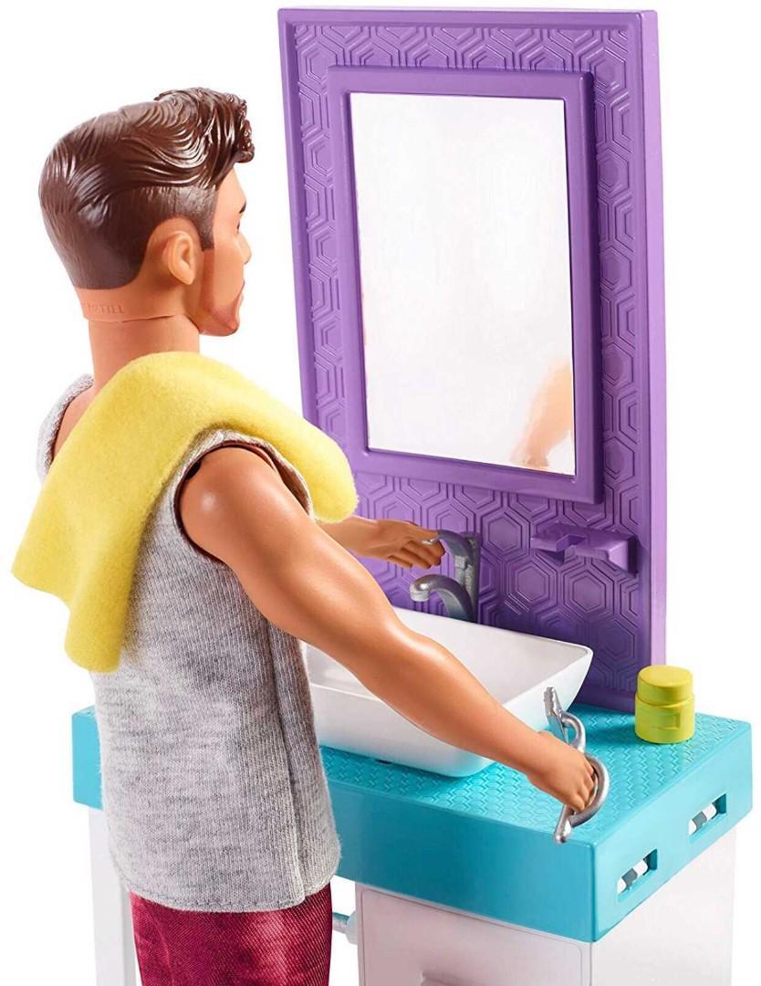 🆕 Shave Ken Doll