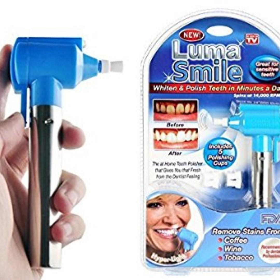 Teeth Polish Kit Brand New