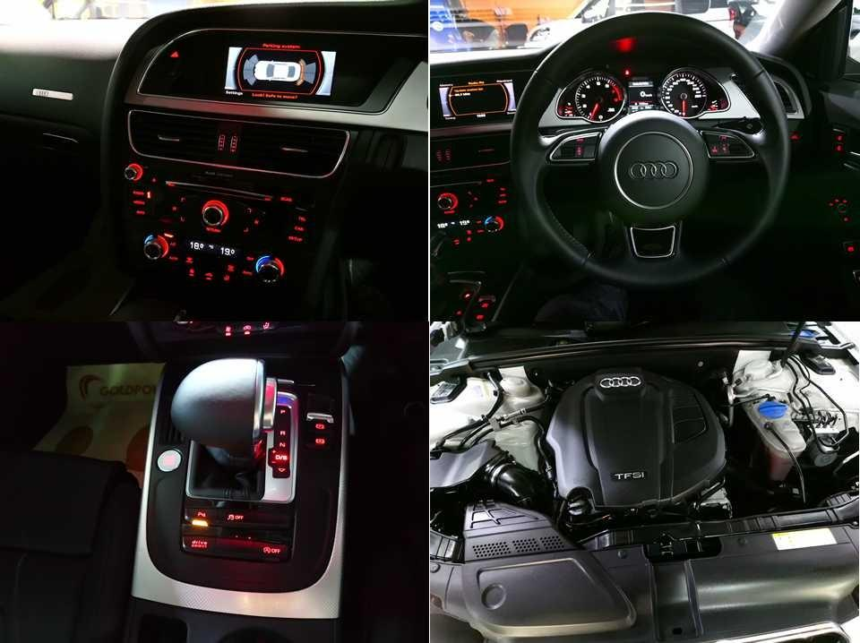 AUDI A5 1.8T SPORTBACK 2014