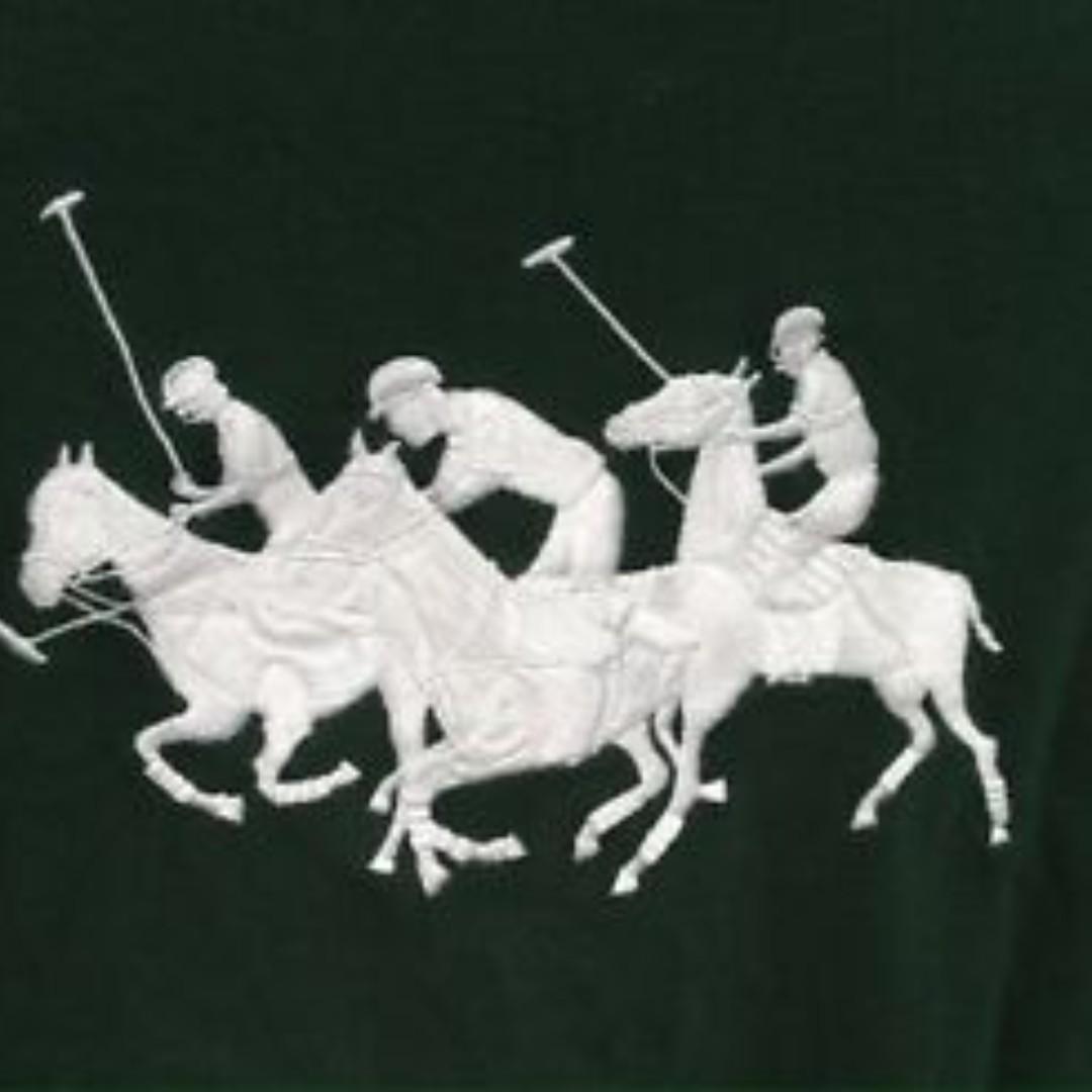Authentic Polo Ralph Lauren Shirt Black Color