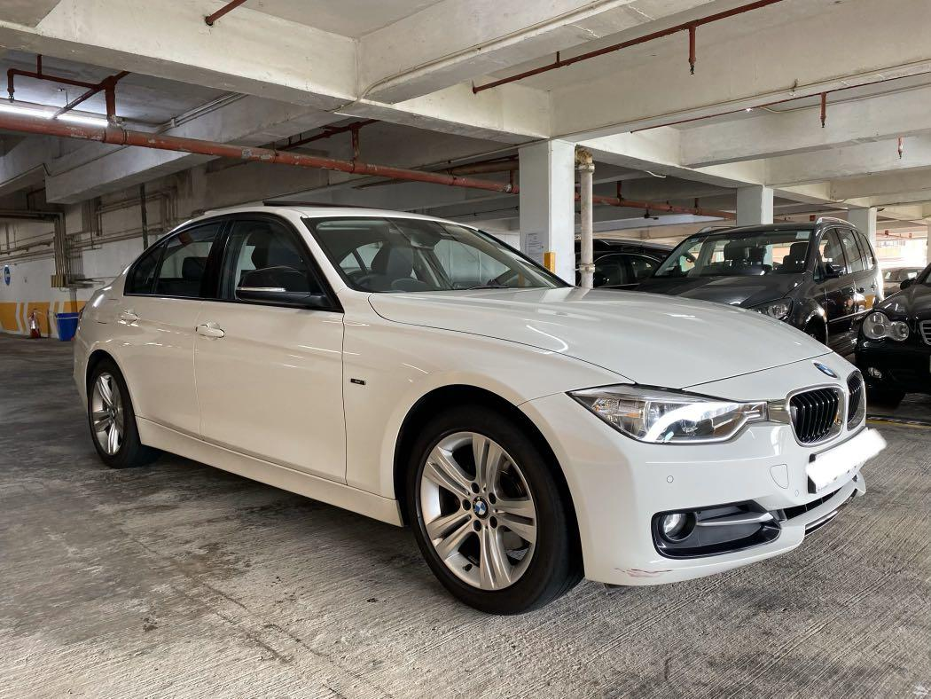 BMW 316IA SPORT 2014 (MY 2013)