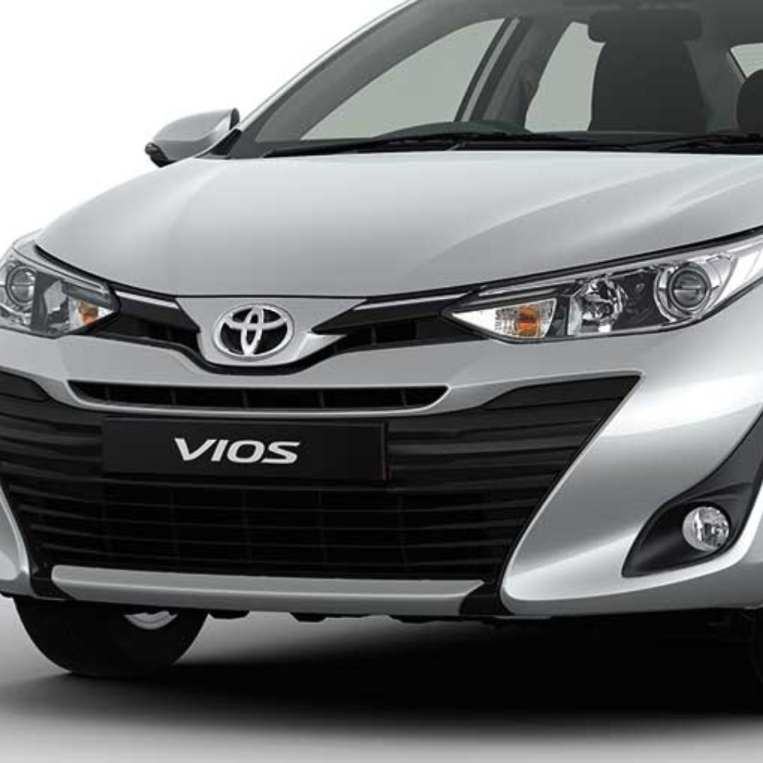 Brand New Toyota Vios for rental . Gojek rental incentive eligible. Weekly from $420 only. Contact us at 88115335/90998833.