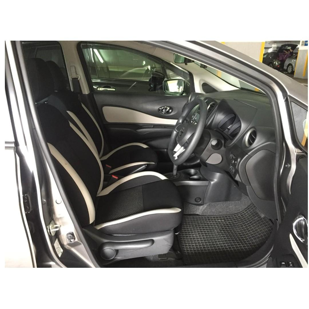 Car for rent Nissan Note 2018 Hatchback, Car Rental @ Hillview
