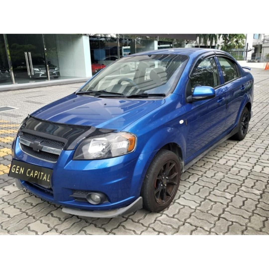 Chevrolet Aveo 1.4A @ Best rates, full servicing provided!