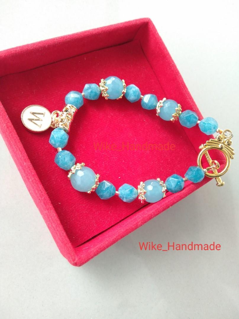 Colorful Bracelet / Gelang Etnik Batu