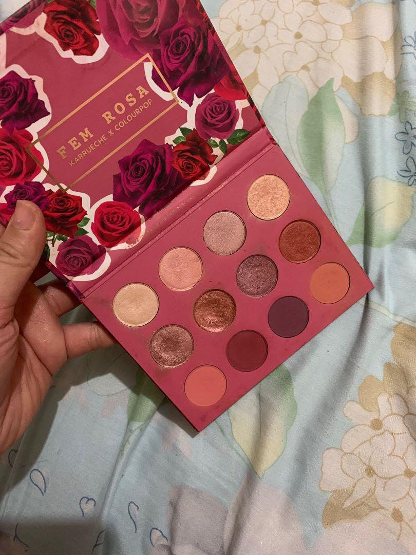 COLOURPOP PALETTE