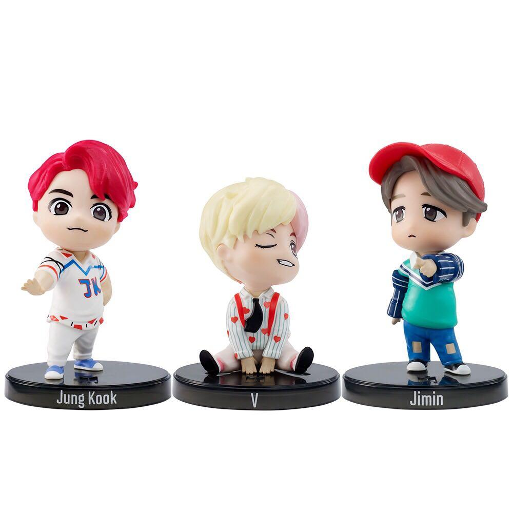 [FAST ORDER]💥 BTS MINI VINYL POP UP (Maknae Line only)