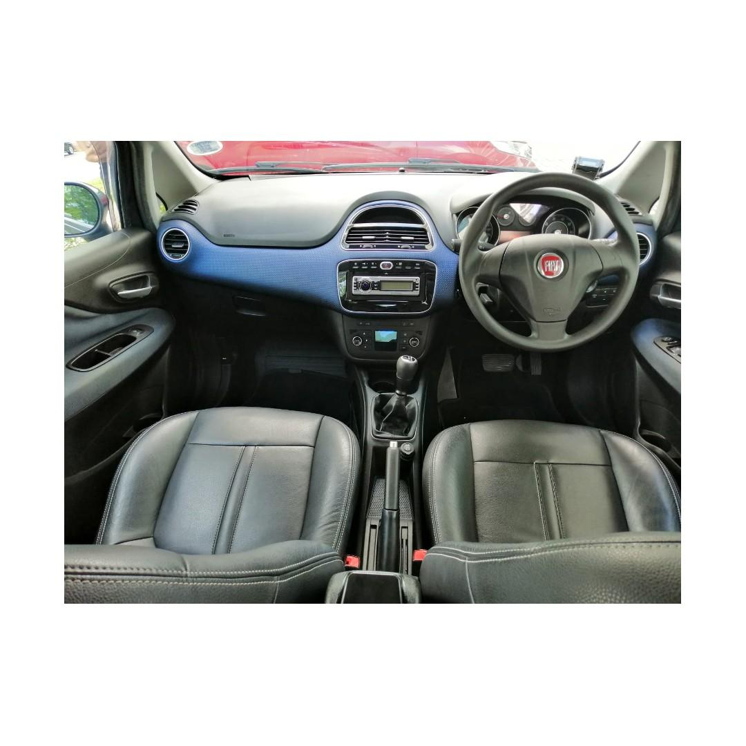 Fiat Punto EVO - Your preferred rental, your choices :)