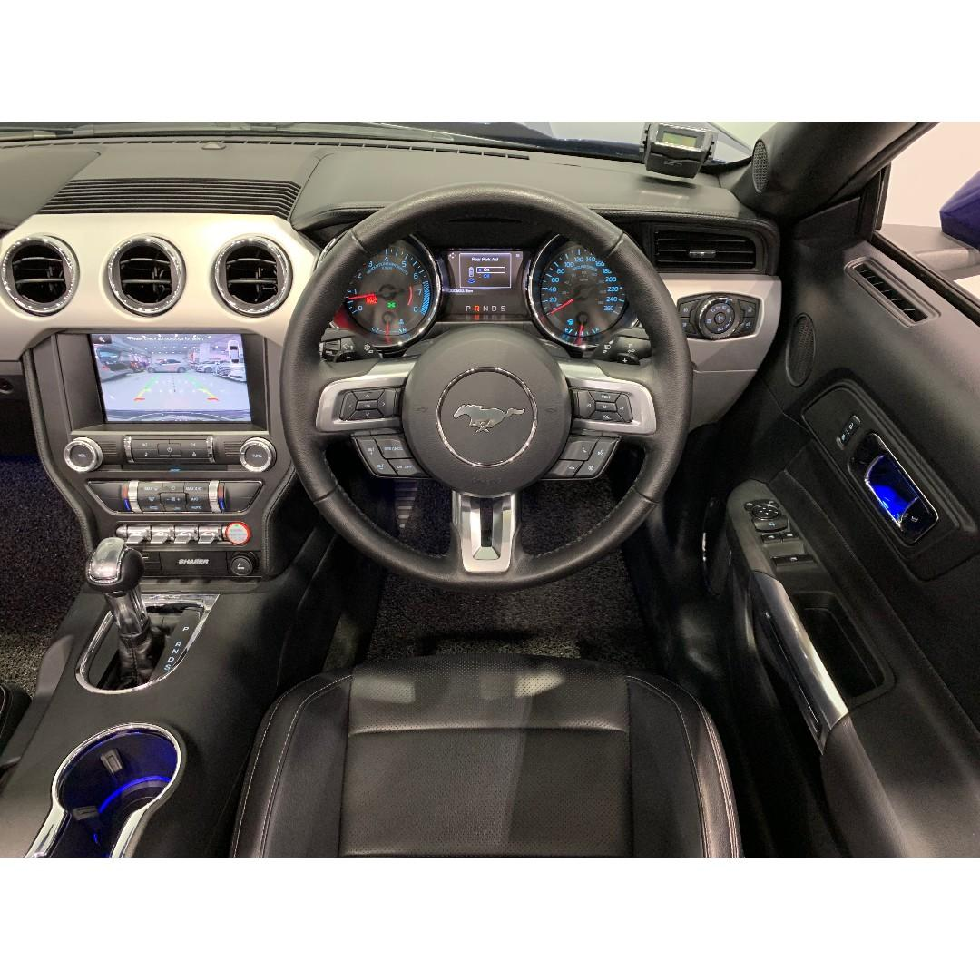 Ford Mustang 2.3 Ecoboost Convertible Auto