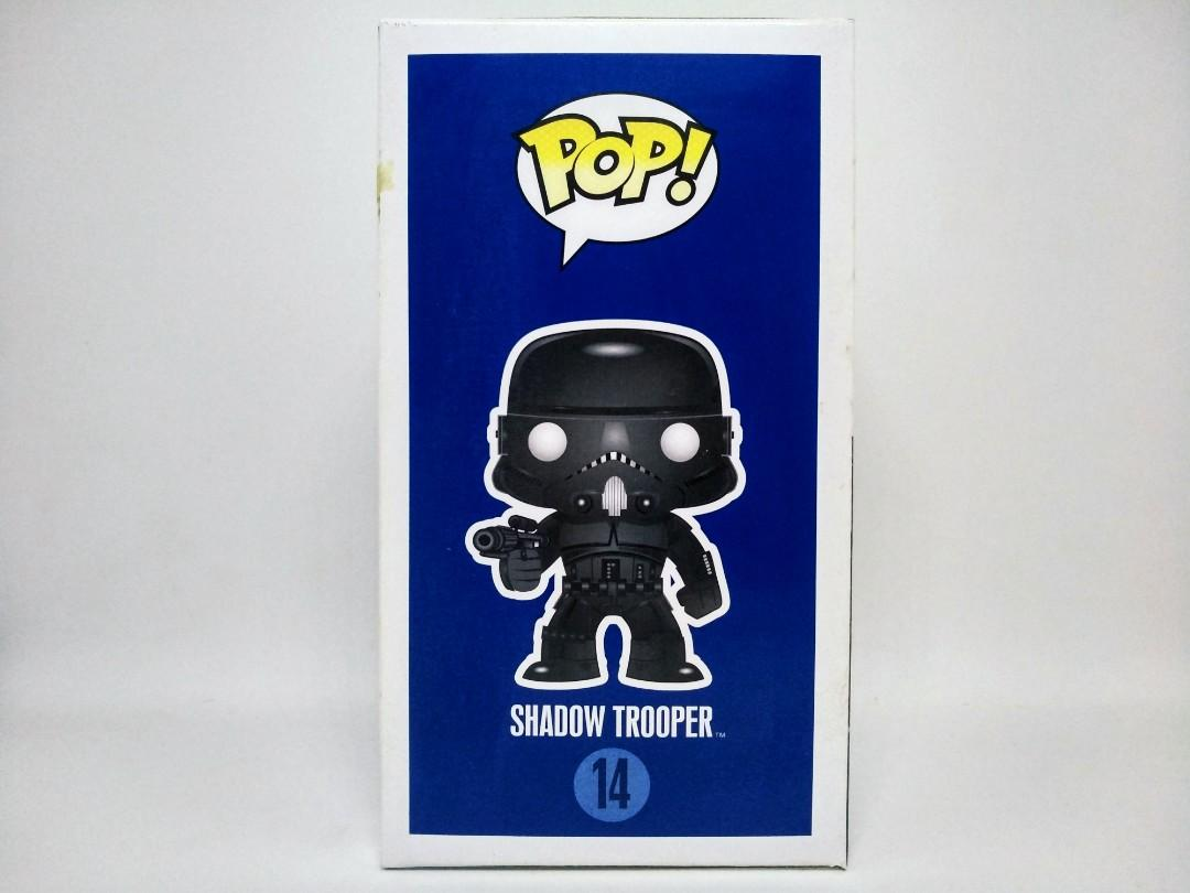 FUNKO POP! SHADOW TROOPER LE480 [TRADES WELCOME]