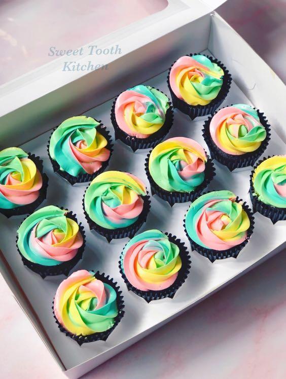 [HALAL] Unicorn cupcakes