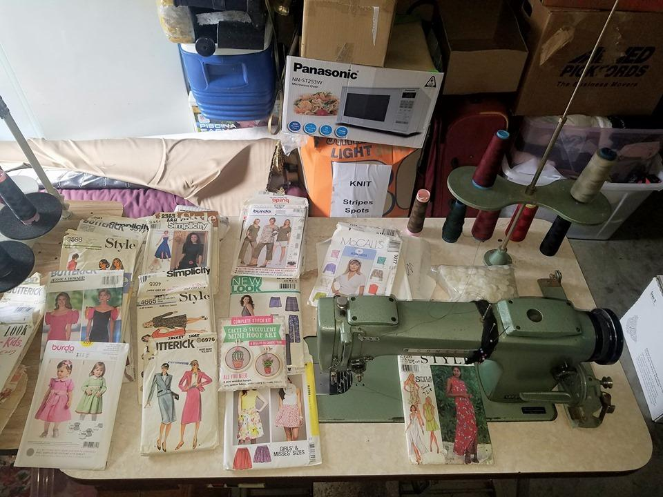 Industrial Sewing machines for a start up business