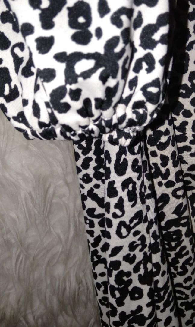 Jumpsuits Leopard