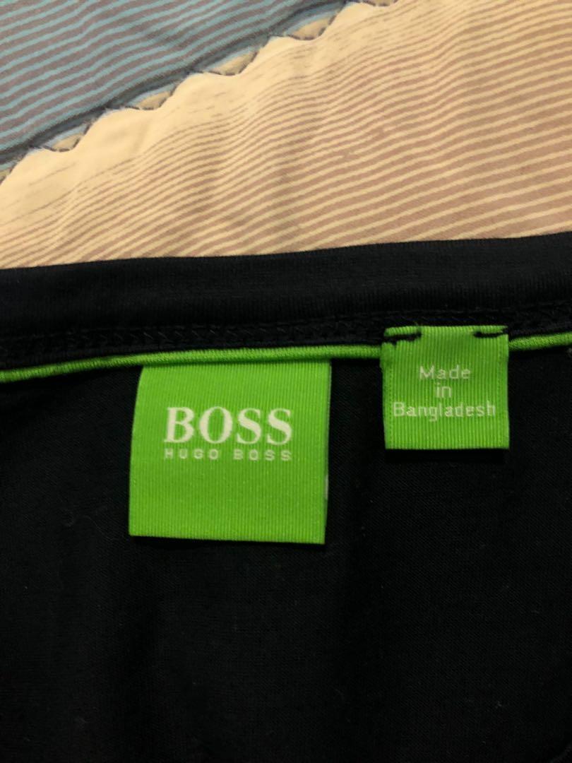 Kaos hugo boss ori