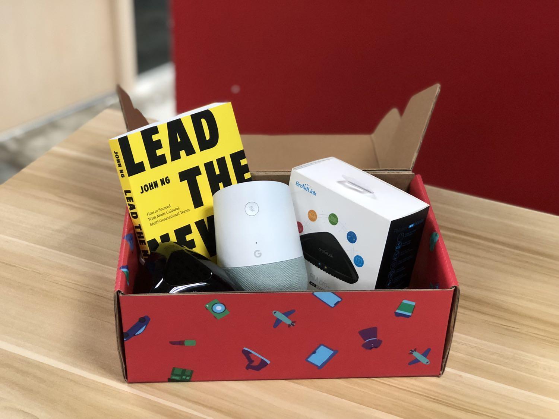 [Giveaway Closed] Karl Mak's Box