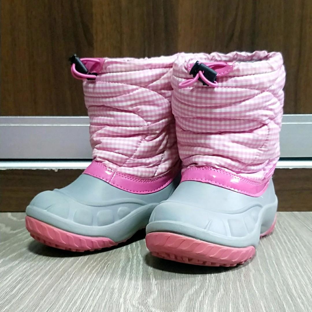 Kids' Winter Pink Boots for sale!