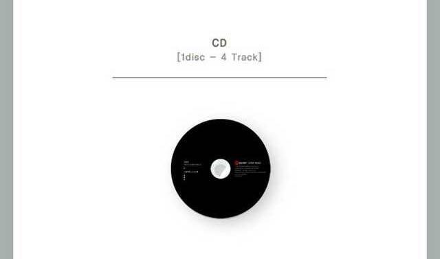 Kim Dong Jun - Mini Album Vol.1 [Twenty-nine, around that time.]