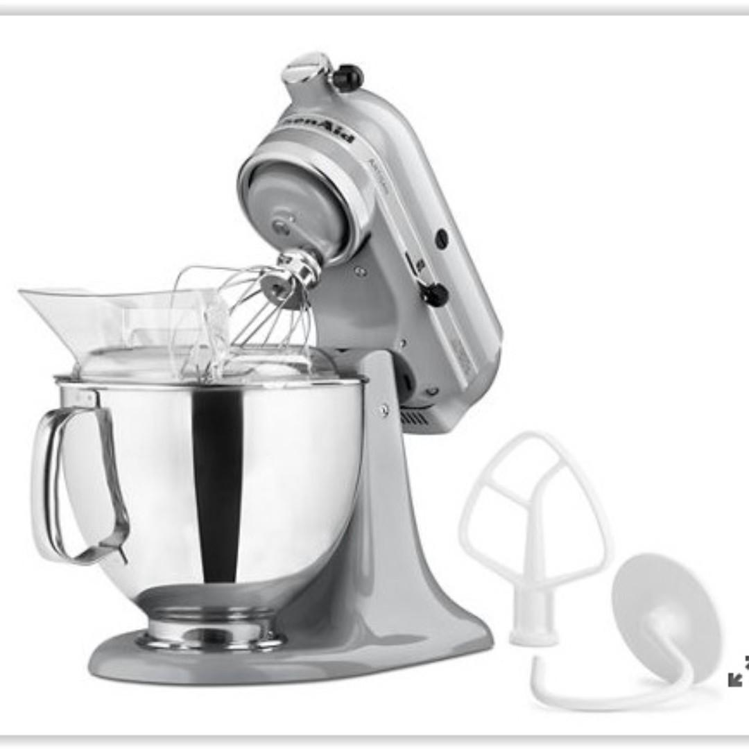 KitchenAid Artisan® Series 4.8 L Tilt-Head Stand Mixer