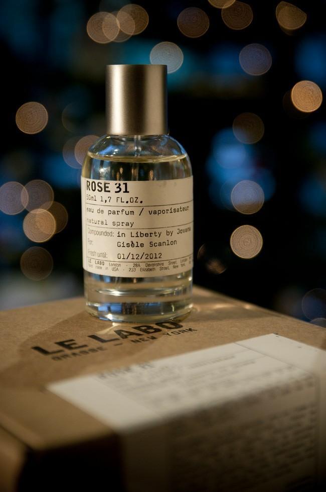 試香Le Labo Rose 31 香水分裝10ml(2個5ml噴瓶裝)板上另有santal33及小ml數裝