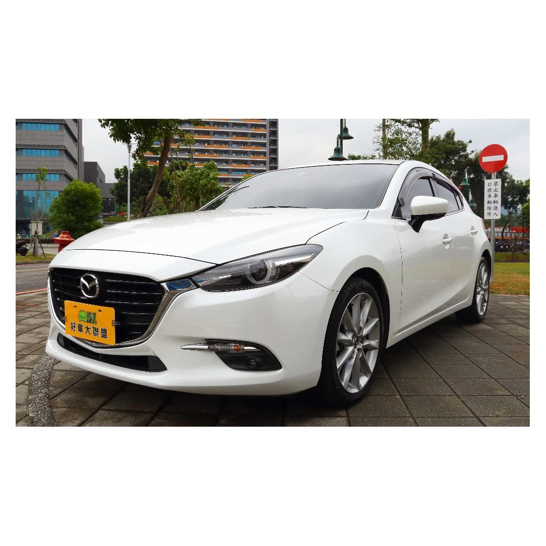 Mazda 3 2016款 自手排 2.0L