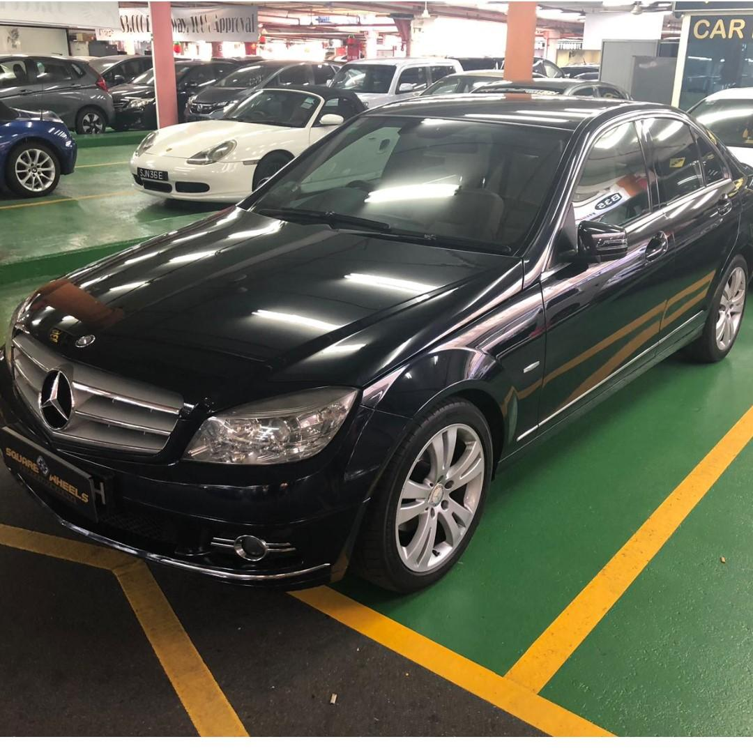 Merz C180 For Daily / Long Term Rental!! P Plate Welcome!!
