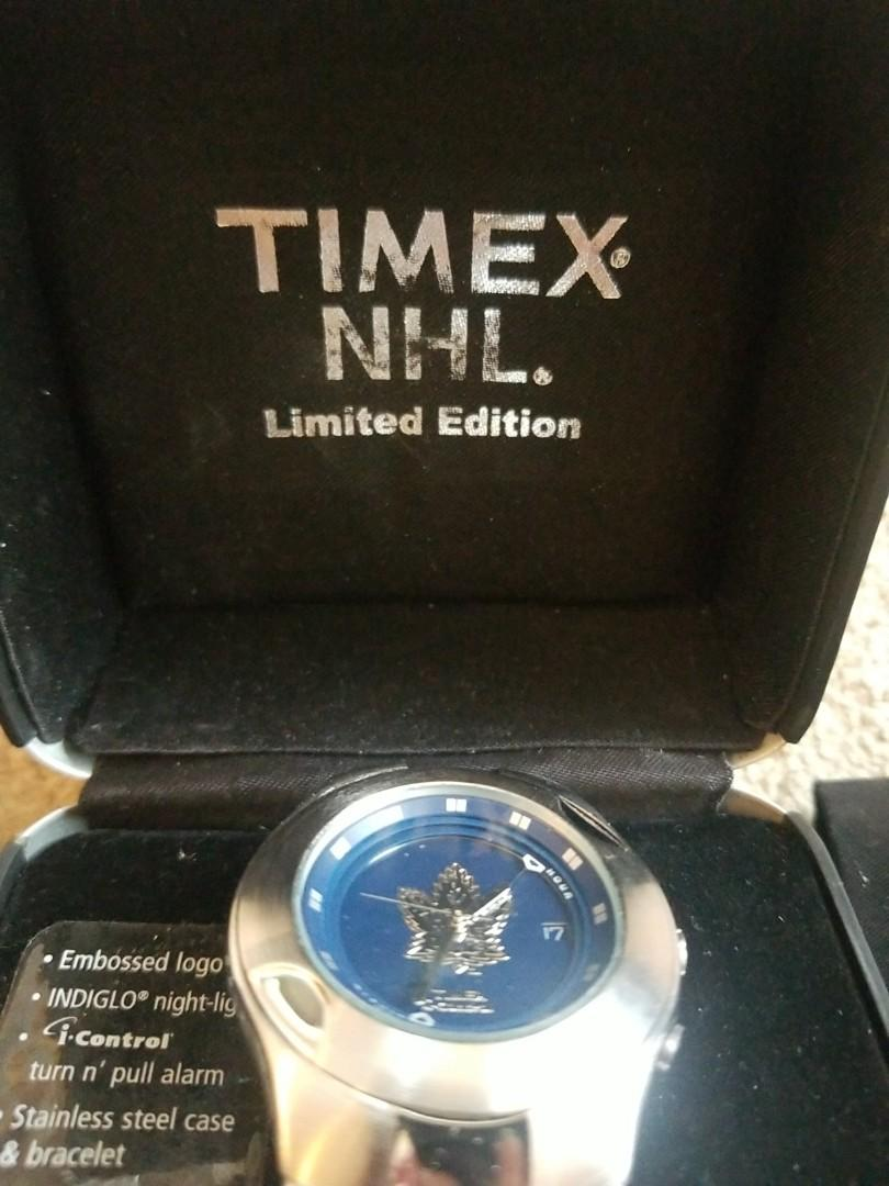 New Limited Edition Leafs Watch