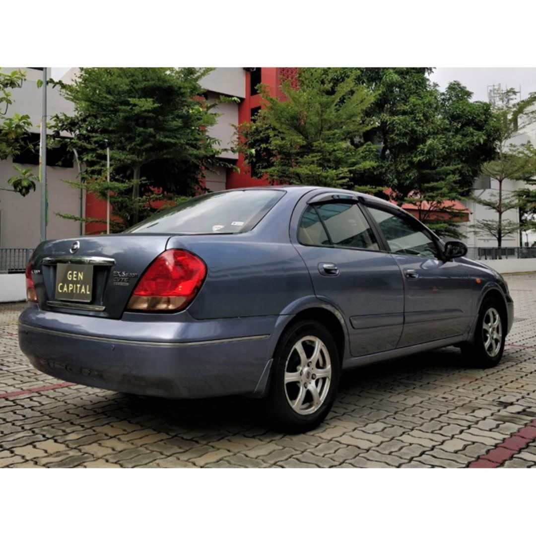 Nissan Sunny MANUAL - IMMEDIATE COLLECTION @ 97396107