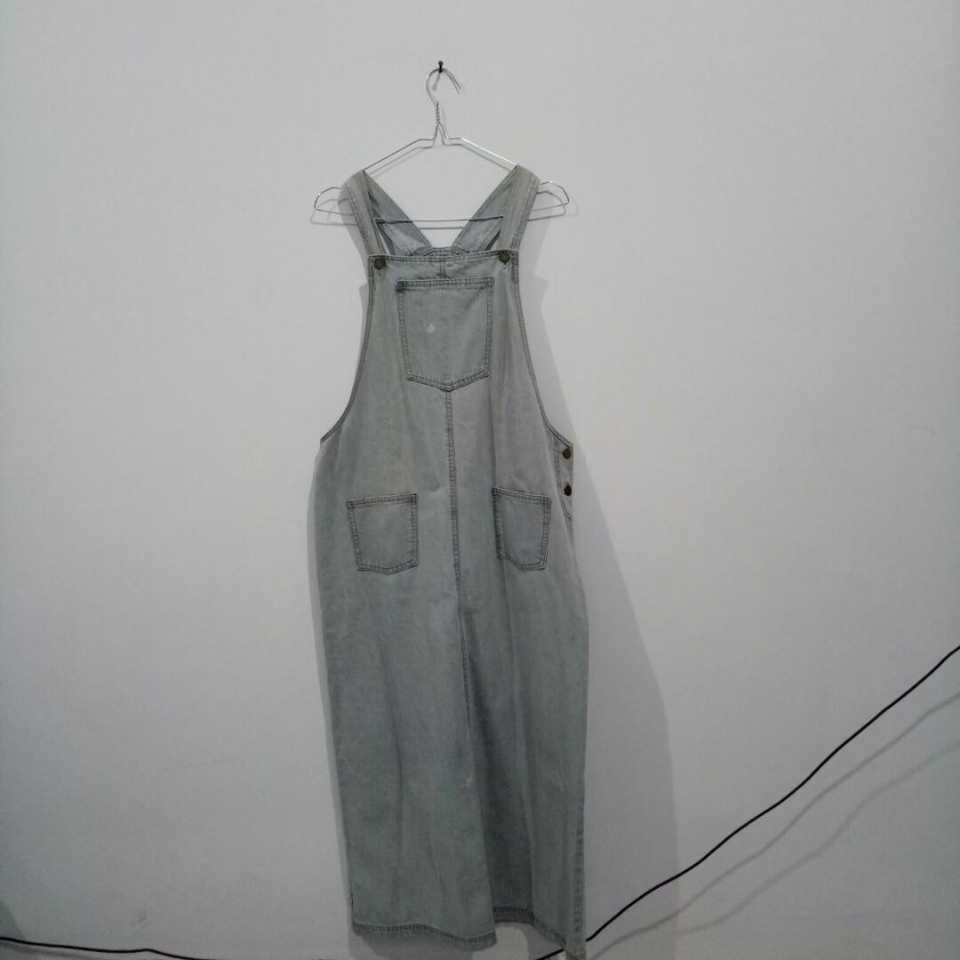 Overall  jeans adorable projects