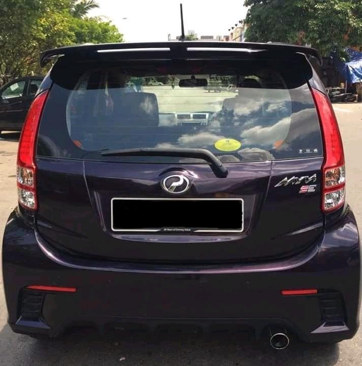 Car for rent - Perodua Myvi SE 1.3cc (Auto) - Year 2014