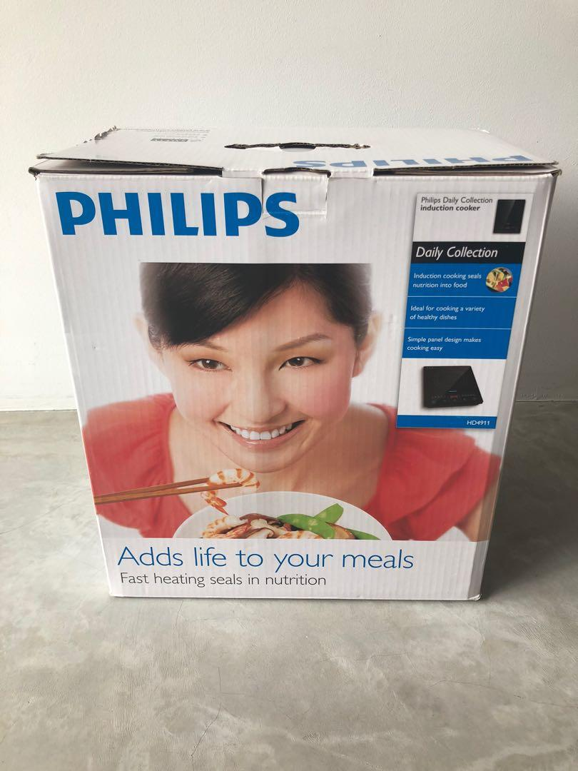 Philips induction steamboat