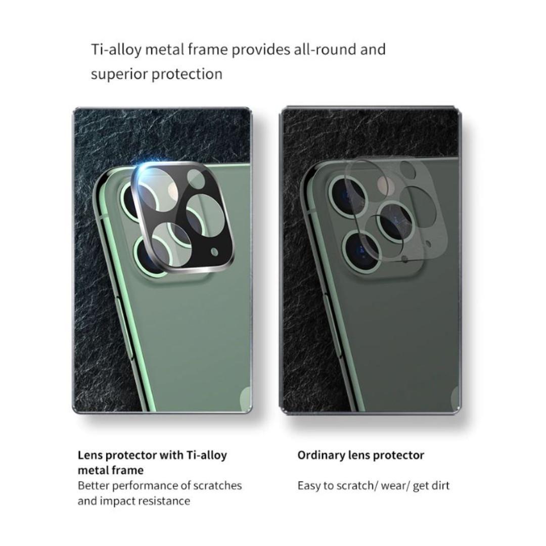 Rock Camera Lens Screen Protector Iphone 11 Pro, 11 Pro Max