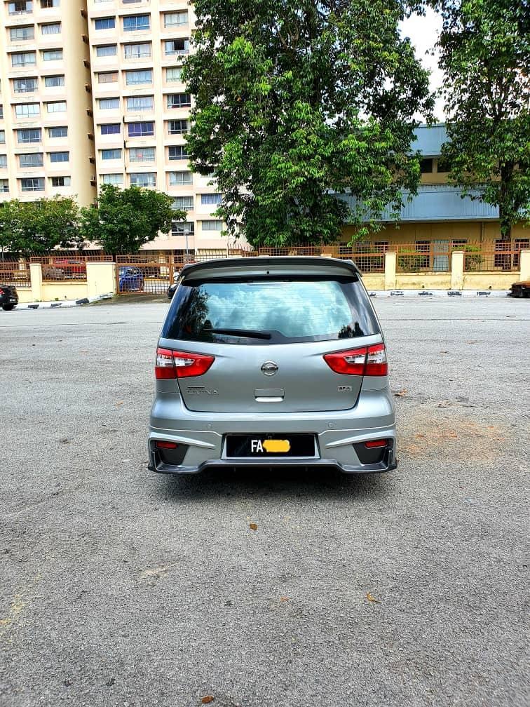 SEWA BELI>>Nissan Grand Livina 1.6 (A) Fullspec 2017