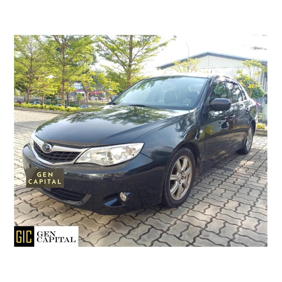Subaru Imprezza  MANUAL - IMMEDIATE COLLECTION @97396107
