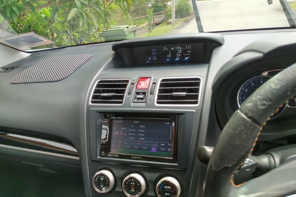 Subaru SUV XV 2.0ip (2016) HIGH SPEC - UNDER WARRANTY SUBARU