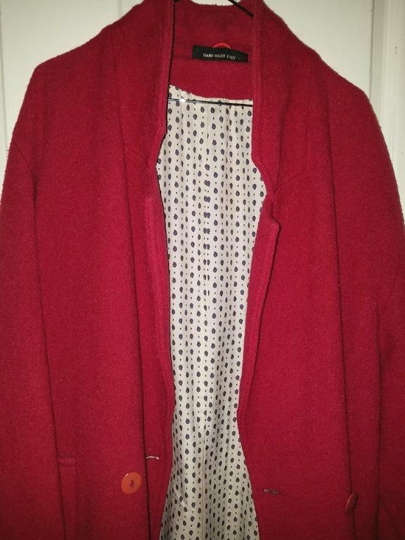 Sz 16-18 Deep Winter Coat